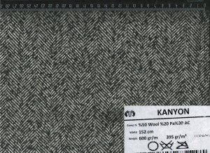 KANYON 50wool+20pa+30ac-600g