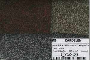 KARDELEN-58 c+20cotton+12poly+10ac